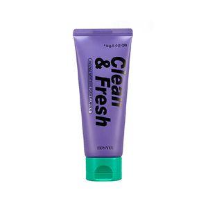 EUNYUL Clean & Fresh Intense Moisture Foam Cleanser