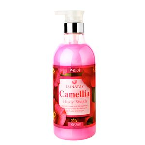 Lunaris Body Wash Camellia