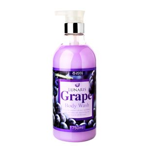 Lunaris Body Wash Grape