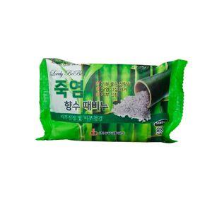 Juno Lovelybebe Perfume Peeling Soap Bamboo Salts