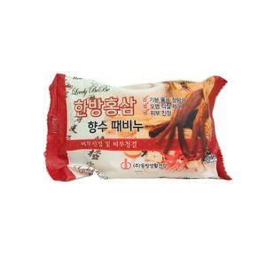 Juno Lovelybebe Perfume Peeling Soap Red Ginseng