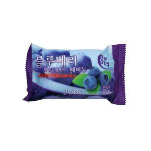 Juno Sangtumeori Peeling Soap Blueberry