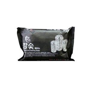 Juno Sangtumeori Peeling Soap Charcoal
