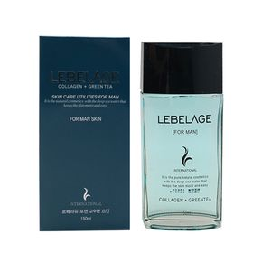 Lebelage Collagen+Green Tea Skincare Utilites For Men Skin