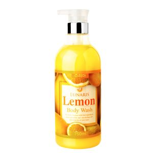 Lunaris Body Wash Lemon