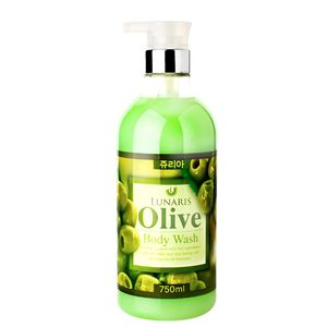 Lunaris Body Wash Olive