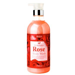 Lunaris Body Wash Rose