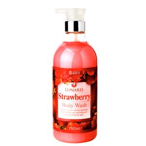 Lunaris Body Wash Strawberry