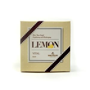 THE SKIN HOUSE LEMON VITAL SOAP