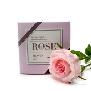 THE SKIN HOUSE ROSE HEAVEN SOAP