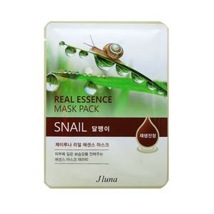 Juno Real Essence Mask Pack - Snail