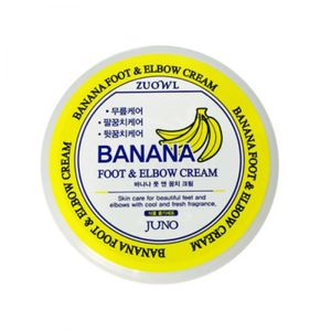 Juno Zuowl Foot&Elbow Cream Banana