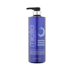 Mielle Aqua Blue Shampoo Homme