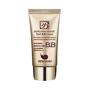 Bergamo Magic Snail BB Cream SPF 50/PA+++