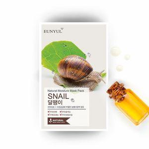 EUNYUL Natural Moisture Mask Pack Snail