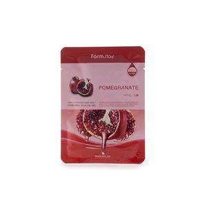 FarmStay VISIBLE DIFFERENCE POMEGRANATE MASK PACK