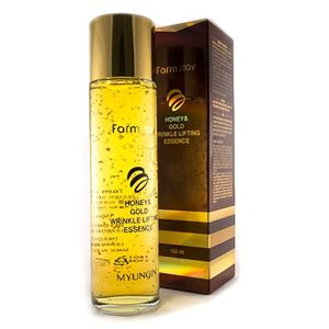 FarmStay Honey & Gold Wrinkle Lifting Essence