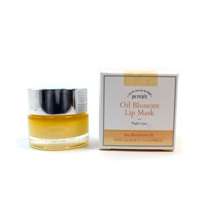 "Petitfee Oil Blossom Lip Mask ""Sea Buckthorn Oil"""