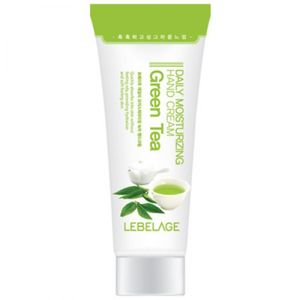 Lebelage Daily Moisturizing Green Tea Hand Cream