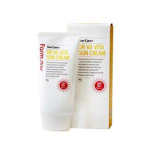 FarmStay DR-V8 Vita Sun Cream