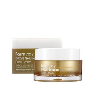 FarmStay Dr-V8 Solution Snail Cream