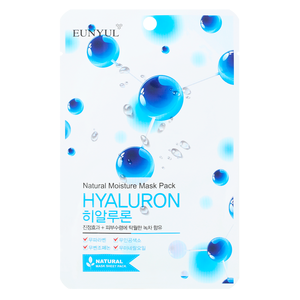 EUNYUL Natural Mosture Mask Pack Hyaluron