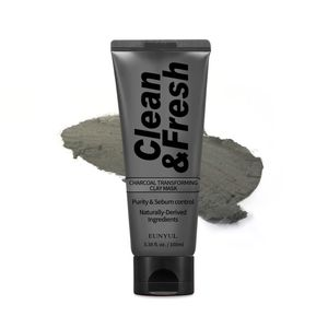 EUNYUL Clean & Fresh Charcoal Transforming Clay Mask