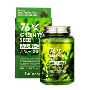 Farmstay 76 Green Tea ALL-IN ONE AMPOULE 250 ml
