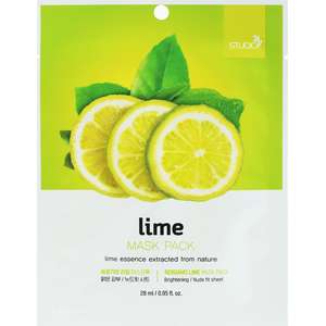 BERGAMO Lime Mask Pack