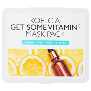 KOELCIA Get Some Vitamin C Mask Pack