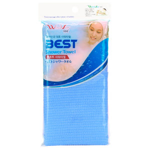WeaVer Best Shower Towel