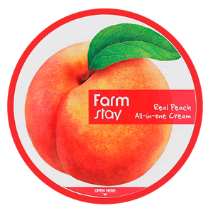FarmStay Real Peach All-in-one Cream