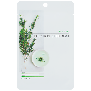 EUNYUL Tea Tree Daily Care Sheet Mask