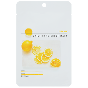 EUNYUL Vitamin Daily Care Sheet Mask