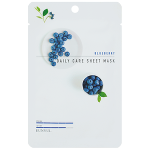 EUNYUL Blueberry Daily Care Sheet Mask тканевая маска