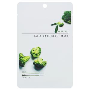 EUNYUL Broccoli Daily Care Sheet Mask
