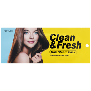 EUNYUL Clean & Fresh Hair Steam Pack
