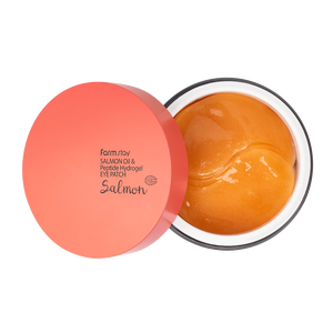 FarmStay Salmon Roe & Peptide Hydrogel Eye Patch