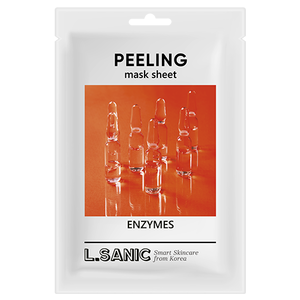 L.SANIC Enzymes Peeling Mask Sheet