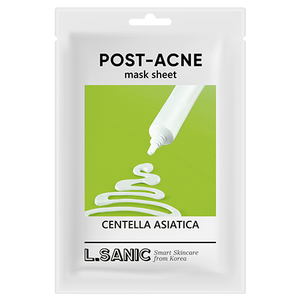 L.SANIC Centella Asiatica Post-Acne Mask Sheet
