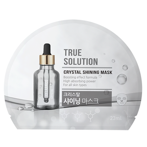 CELRANICO True Solution Crystal Shining Mask