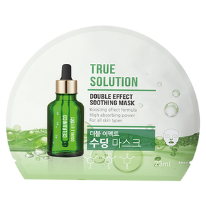 CELRANICO True Solution Double Effect Soothing Mask