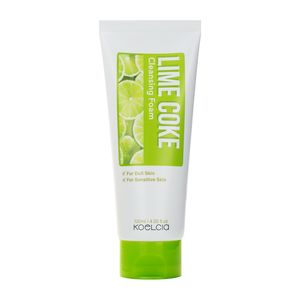 KOELCIA Lime Coke Cleansing Foam