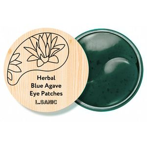 L.Sanic Herbal Blue Agave Hydrogel Eye Patches (НОВИНКА!)