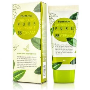 FarmStay Green Tеa Seed Pure Anti-Wrinkle BB Cream