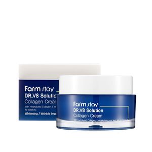 FarmStay Dr-V8 Solution Collagen Cream