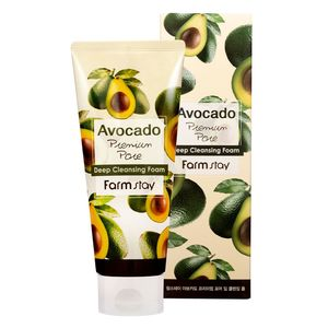 FarmStay Avocado Deep Cleansing Foam