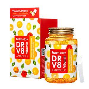 FarmStay DR-V8 Vitamin Ampoule