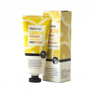 FarmStay Lemon Intensive Moisture Foot Cream