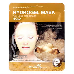 MBeauty Gold Hydrogel Mask
